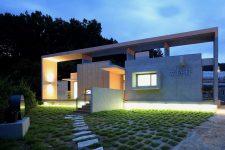 Casa Mun Jeong Heon tecnne