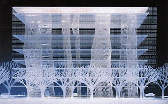 Mediateca de Sendai, Toyo Ito, tecnne