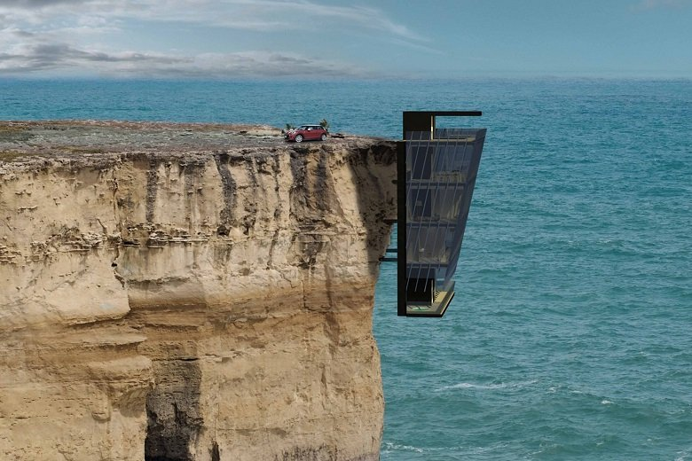 Modscape Cliff House tecnne