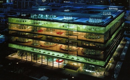 Mediateca de Sendai