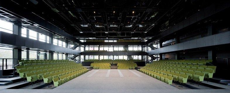 Wyly theatre OMA Tecnne