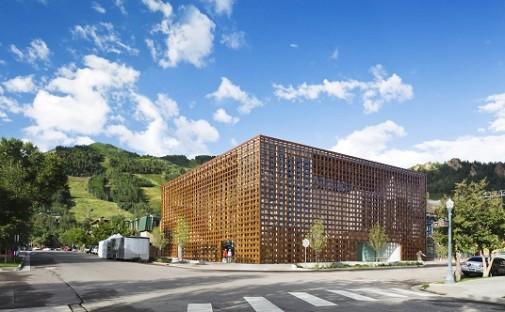 Aspen art museum TECNNE