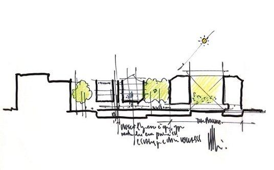Isabella Stewart Garden Museum, Renzo Piano