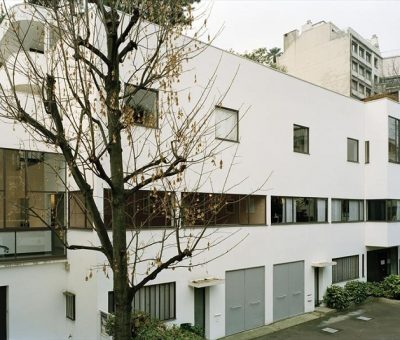 Le Corbusier, el proyecto La Roche – Jeanneret