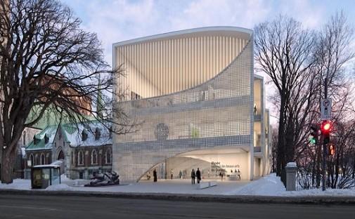 Musée National des Beaux-Arts du Québec TECNNE