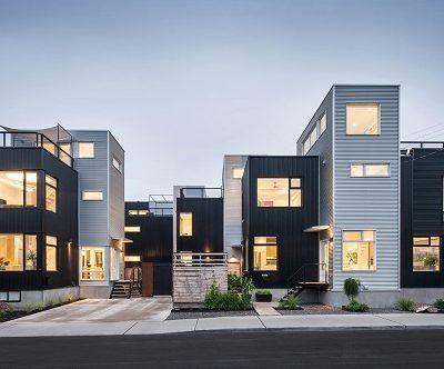 Seis casas, experiencia de lo cotidiano