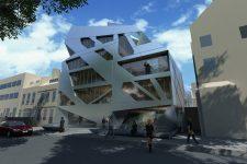 Zaha Hadid 33 hoxton square tecnne