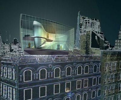 Experiencia urbana artificial