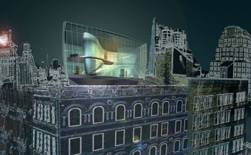 urban glass TECNNE
