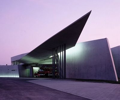 Hadid, punciones, inclinaciones y roturas