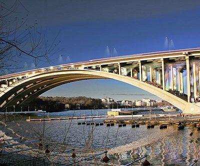Habitar bajo el puente