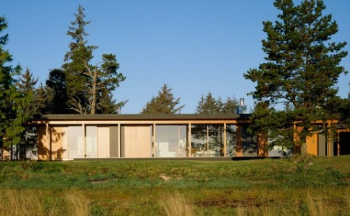 Willapa Bay House TECNNE