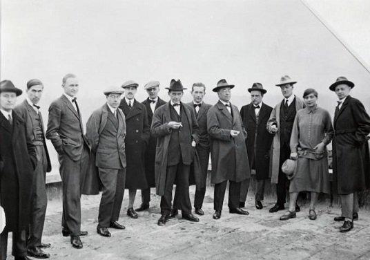 Bauhaus interno