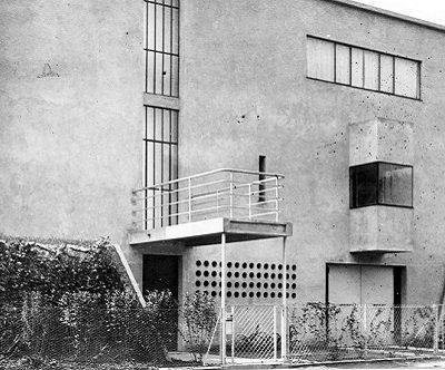 Le Corbusier, Ker Ka Re