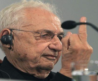 Gehry, en el límite de la disciplina