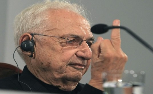 Frank Gehry en Oviedo, TECNNE