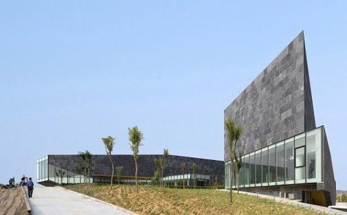 Museo de Arte de Ordos TECNNE