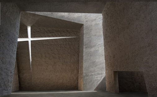 Church in La Laguna, Menis Arquitectos TECNNE
