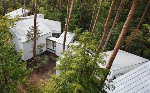 Residence of Daisen TECNNE