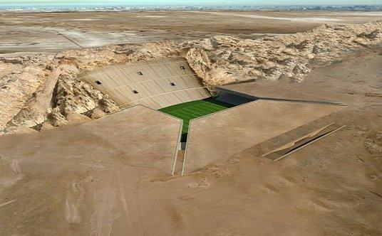 Al Ain Stadium TECNNE