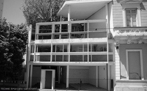 La forma aparente en Casa Curutchet TECNNE