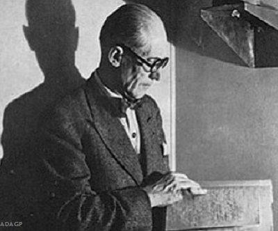 Le Corbusier, liberarse de todo espíritu académico