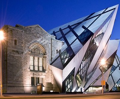 Libeskind, perfiles minerales