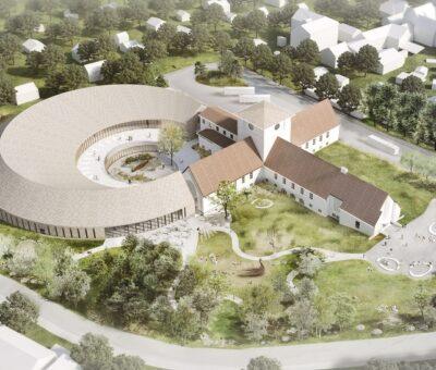 Museo como extensión envolvente