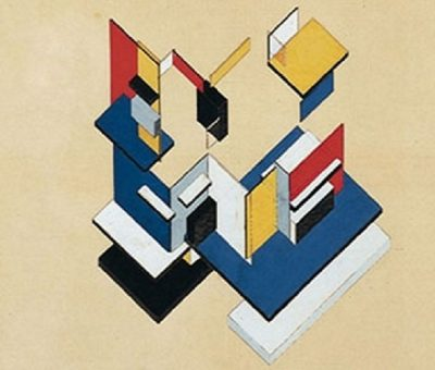 Dibujos institucionales del movimiento moderno