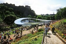 BIG, The Ross Pavilion International Design, tecnne