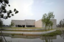 David Chipperfield, Liangzhu Culture Museum, tecnne