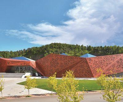 Centro de Ciencia, alteraciones de las sombras