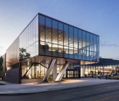 Biblioteca en transformación