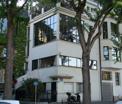 Le Corbusier, Atelier Ozenfant