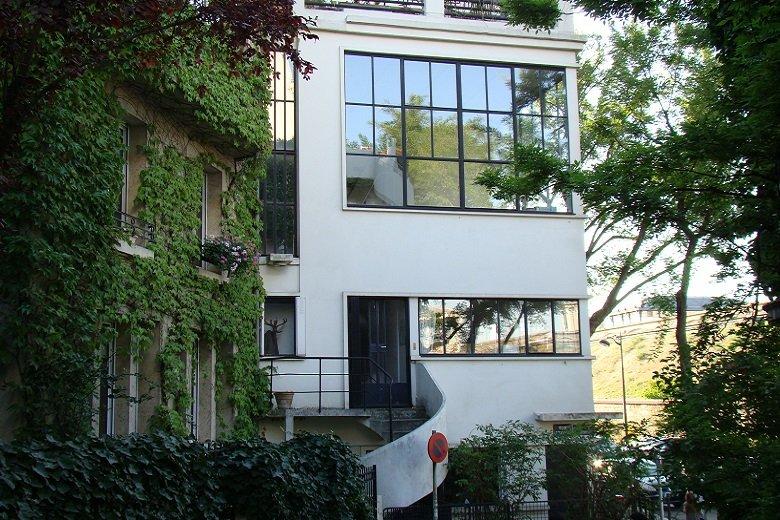 Le Corbusier Atelier Ozenfant tecnne