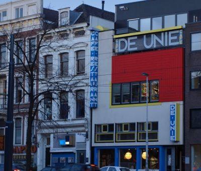 Oud, café De Unie