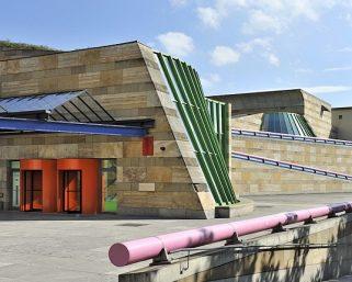 James Stirling, Staatsgalerie Stuttgart