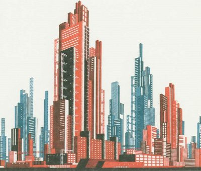 Iakov Chernikhov, arquitectura y fantasía