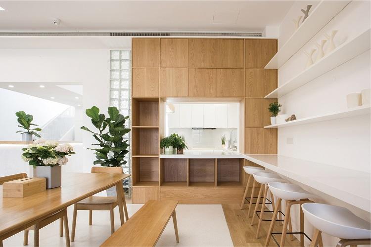 La reforma de espacios interiores
