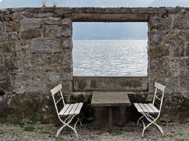 Le Corbusier, Villa Le Lac, tecnne