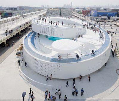 BIG, pabellón de Dinamarca de la Expo Shangahi