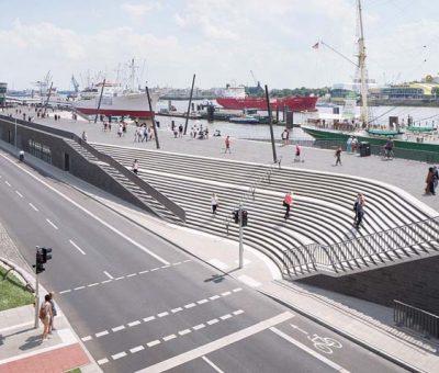 Zaha Hadid, renovación de paseo marítimo