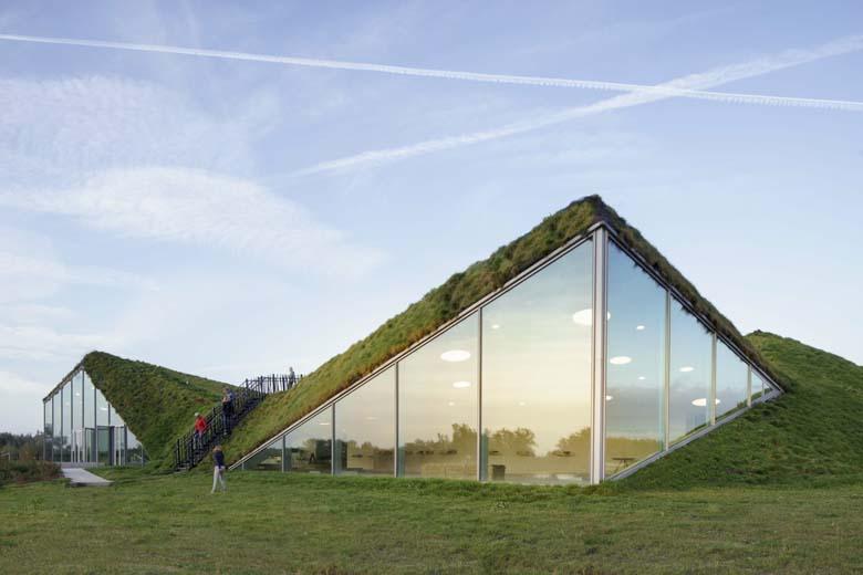 Biesbosch Museum Marco Vermeulen tecnne