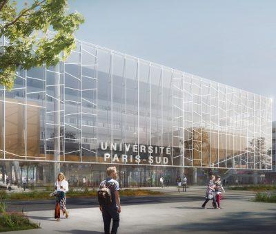 Metro Center, Bernard Tschumi
