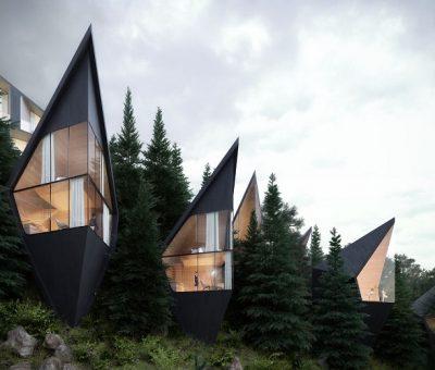 Casas como árboles