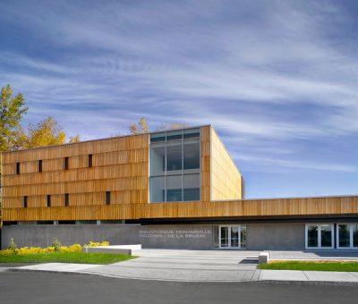 Ampliación de la Biblioteca Pública de Montarville