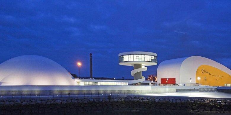 Centro Niemeyer Tecnne