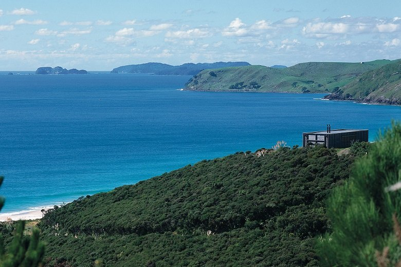 Coromandel Bach, Crosson Architects tecnne