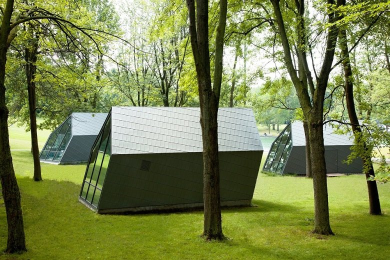 Mount-Royal Kiosks, Atelier Urban Face tecnne