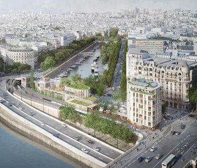 Nuevo enfoque urbano